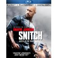 Snitch [Blu-ray+UV Digital Copy]