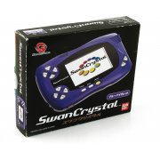 WonderSwan Crystal Console - Violet Blue