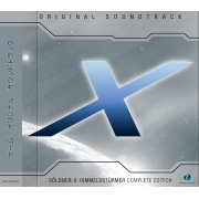 S&amp;ouml;ldner-X: Himmelsst&amp;uuml;rmer Original Soundtrack Complete Edition