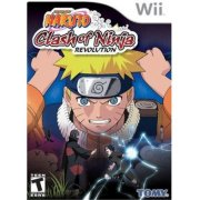 Naruto: Clash of Ninja Revolution Revolution