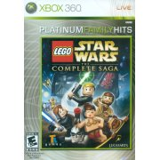 LEGO Star Wars: The Complete Saga (Platinum Family Hits)
