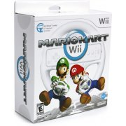 Mario Kart Wii (w/ Wii Wheel)
