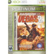 Tom Clancy's Rainbow Six: Vegas 2 (Platinum Hits)