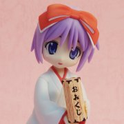 Dream Tech Lucky Star Non Scale Pre-Painted PVC Figure: Hiiragi Tsukasa