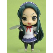 The Melancholy of Haruhi Suzumiya Nendoroid Non Scale Pre-Painted PVC Figure: Tsuruya-san