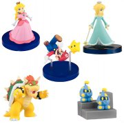 Super Mario Galaxy Desktop Mascot Gashapon