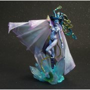 Thumbnail for Final Fantasy Master Creatures 3 Pre-Painted Figure: Shiva