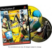 Shin Megami Tensei: Persona 4 (w/ Soundtrack CD)