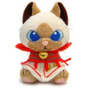 Monster Hunter X Touma Kizzuairu Plush Keychain (Re-run)