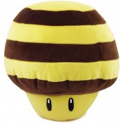 Super Mario Galaxy DX 3 Plush Doll: Bee Mushroom
