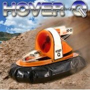 Hovercraft R/C Hover Q (Orange)