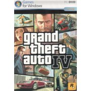 Grand Theft Auto IV (Simplified Chinese Version) (DVD-ROM)