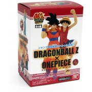 40th Weekly Jump Dragon Ball Z X One Piece Competing of Dream Pre-Painted Trading Figure