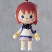 Kingdom Hearts Avatar Mascot Phone Strap: Kairi (Re-run)