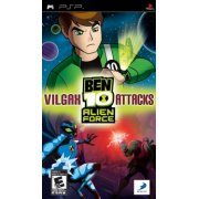 Ben 10 Alien Force: Vilgax Attacks