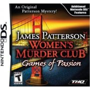 Women's Murder Club: Games of Passion [DSi Enhanced]