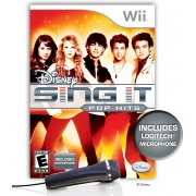 Disney Sing It: Pop Hits (Bundle)