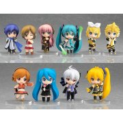 Nendoroid Petite Vocaloid 01 Pre-Painted Trading Figure (Re-run)