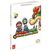 Mario &amp; Luigi: Bowser's Inside Story: Prima Official Game Guide
