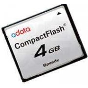 A-Data Compact Flash Card 4GB (Speedy)