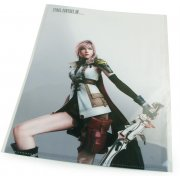 Final Fantasy XIII Clear File Lightning
