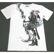 Thumbnail for Final Fantasy XIII Original T-Shirt (Odin) Men Size M