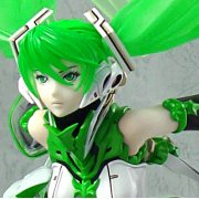 Vocaloid: Character Vocal Series 01 Miku Hatsune 1/8 Scale Pre-Painted PVC Figure: Miku Hatsune (VN02 MIX Version)