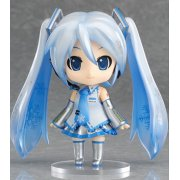 Thumbnail for Nendoroid Vocaloid Pre-Painted PVC Figure: Snow Miku