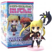 Magical Girl Lyrical Nanoha The Movie 1st  Pre-Painted Trading Figure