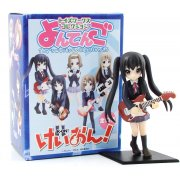 K-ON! Toys Works Collection 4.5 Pre-Painted Trading Figure