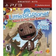 LittleBigPlanet (Game of the Year Edition) (Greatest Hits)