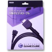 Game Cube D-Terminal Video Cable