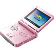 Game Boy Advance SP - Pearl Pink (110V)