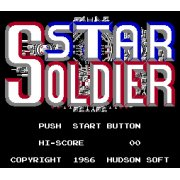 Thumbnail for Famicom Mini Series Vol.10: Star Soldier