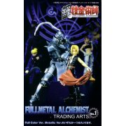 Fullmetal Alchemist Trading Arts Vol.1