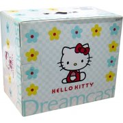Dreamcast Console - Hello Kitty Special Edition Bundle blue version (Japanese version)