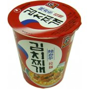 Nong Shim Cup Noodles - Kimchi Flavor