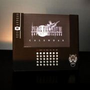 Final Fantasy VII Advent Children Calendar