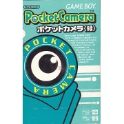 Game Boy Pocket Camera (green)
