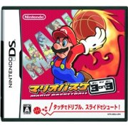 Mario Basket 3 on 3 / Mario Hoops 3 on 3