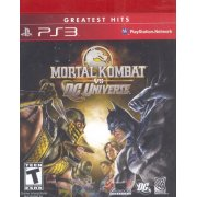 Mortal Kombat vs. DC Universe (Greatest Hits)