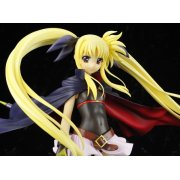 Magical Girl Lyrical Nanoha The Movie 1st Non Scale Pre-Painted  PVC Figure: Ex_resinya!  Fate Testarossa