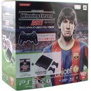 PlayStation3 Slim Console - World Soccer Winning Eleven 2011 Value Pack (HDD 160GB Model) - 110V