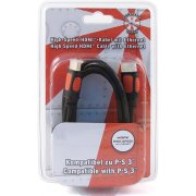 Kamikaze High-Speed-HDMI-Cable with Ethernet