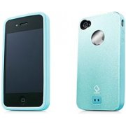 Alumor iPhone 4 Metal Case (Light Blue)