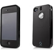 Polished Polimor iPhone 4 protective Case (Black)