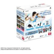 PlayStation3 Slim Console - Sports Champions Value Pack (HDD 160GB Model) - 110V