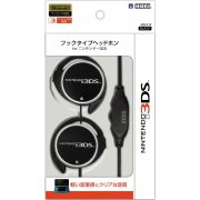 Headphone 3DS (Black)