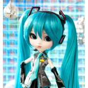 Character Vocal Series Non Scale Pre-Painted Doll Figure: Pullip Hatsune Miku