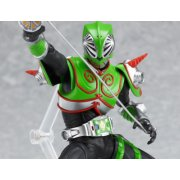 Kamen Rider Dragon Knight Non Scale Pre-Painted PVC Figure: Figma Kamen Rider Camo